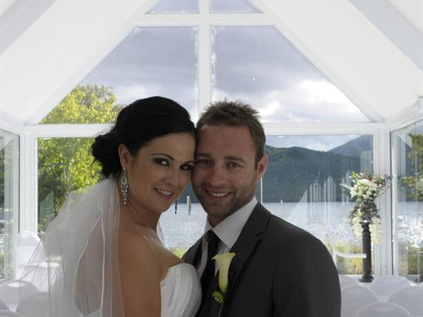 Wedding Packages with Distinction Te Anau Hotel & Villas
