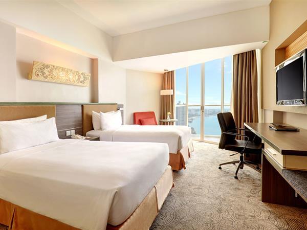 Deluxe Room Swiss-Belhotel Balikpapan