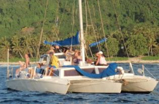Paradise Sailing Tours and Charters