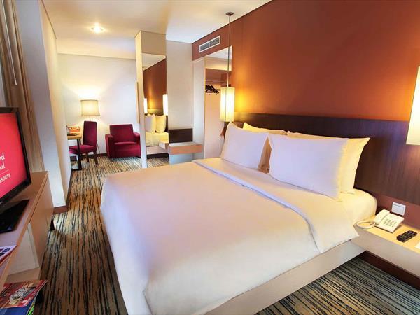 Junior suite Swiss-Belinn Balikpapan