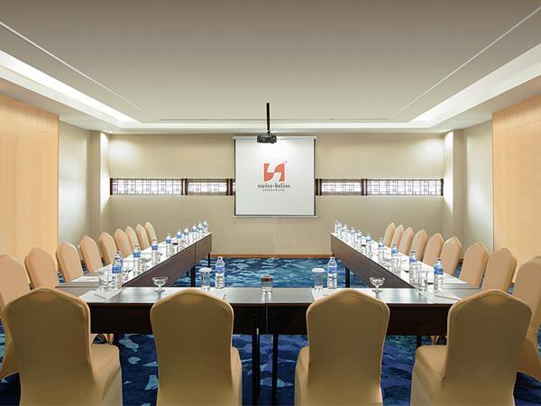 Ruang Pertemuan Swiss-Belinn Singkawang