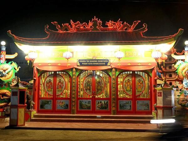 Tri Dharma Vihara Bumi Raya Swiss-Belinn Singkawang
