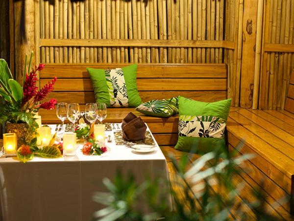 Service en chambre Le Bora Bora by Pearl Resorts