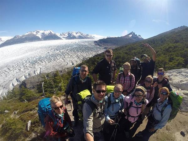 "Torres del Paine - Full Circuit ""O"" PNG Trekking Adventures - Torres Del Paine"