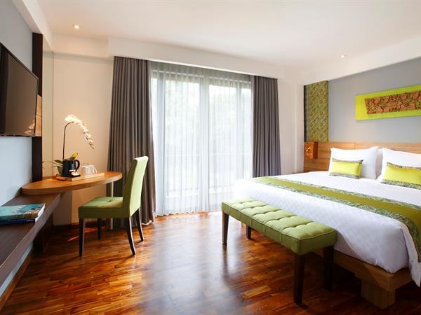 Deluxe Room Swiss-Belhotel Petitenget