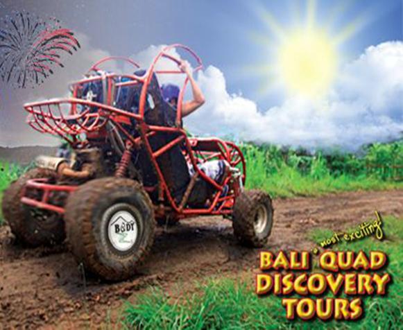 Bali Quad Discovery Tours
