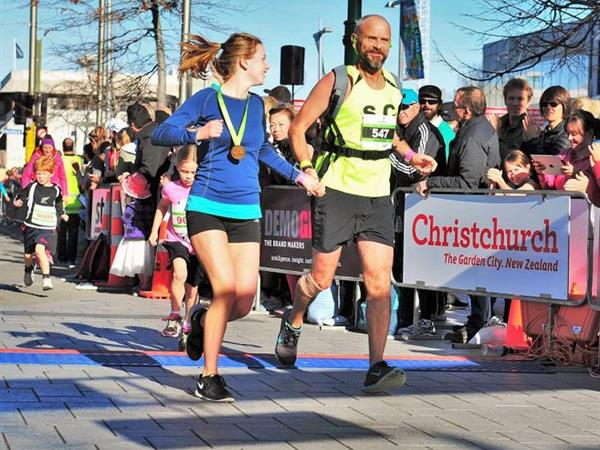Christchurch Marathon Distinction Christchurch Hotel