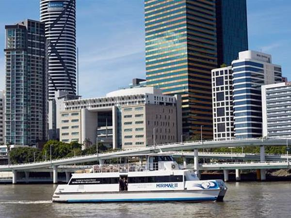 River City Cruises Swiss-Belhotel Brisbane, South Brisbane