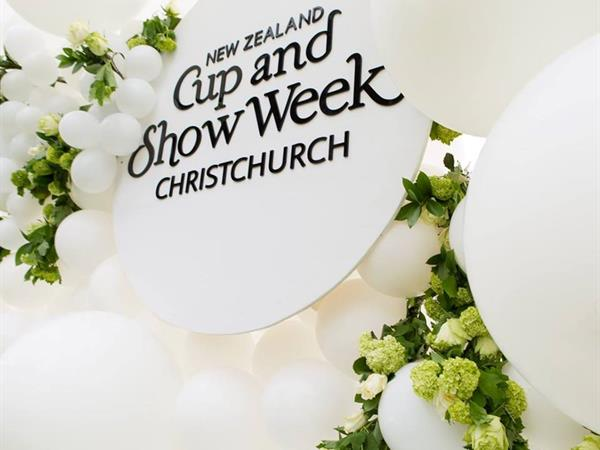 New Zealand Cup & Show Week