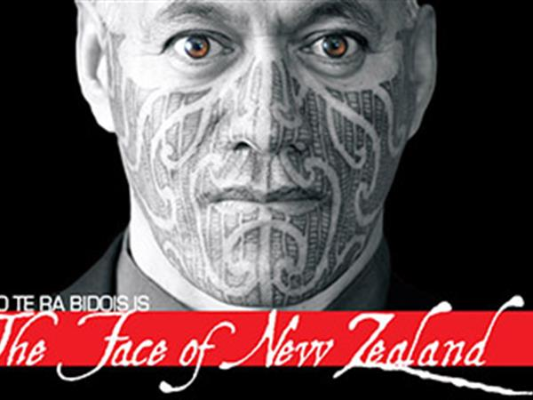 The Face of New Zealand