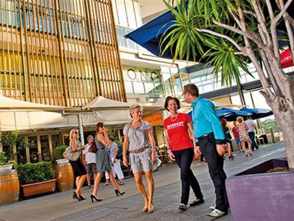 Brisbane Greeters Swiss-Belhotel Brisbane