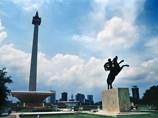National Monument Zest Airport, Jakarta