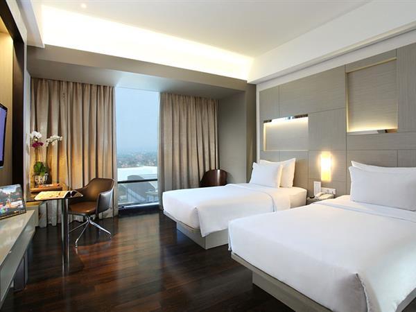 Deluxe Room Swiss-Belhotel Cirebon