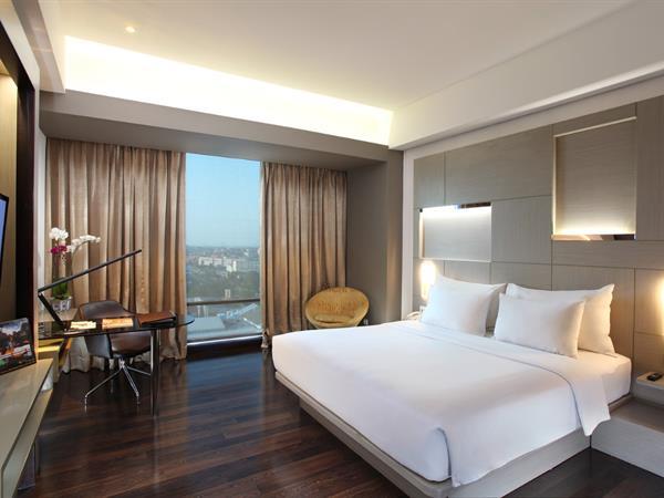 Superior Deluxe Room Swiss-Belhotel Cirebon