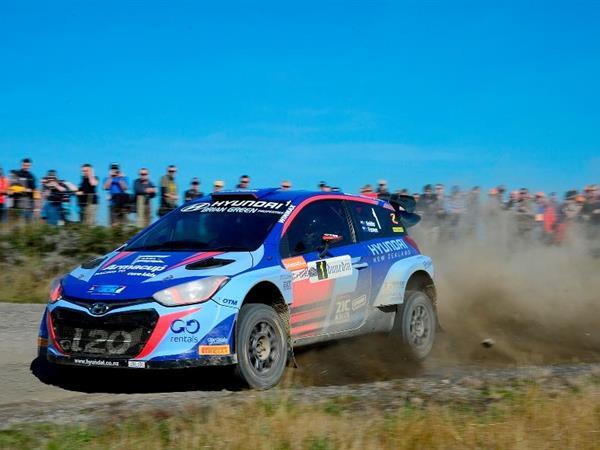 2022 Otago Rally Distinction Dunedin Hotel