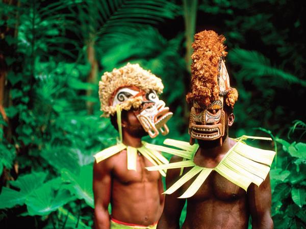 Rabaul Mask Festival-Papua New Guinea PNG Trekking Adventures - PNG Culture