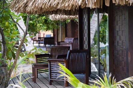 Beach Bungalow Hotel Maitai Polynesia Bora Bora