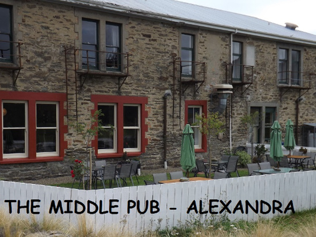 The Middle Pub