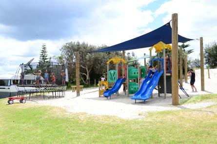 Powered Site Camp Waipu Cove