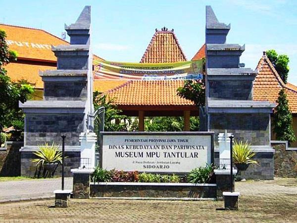 Mpu Tantular Museum Zest Jemursari, Surabaya