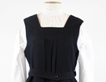 Girls Pinafore Dress, School Uniform HC1