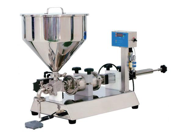 Bench-top Piston Filling Machinery and Equipment Contour Packaging
