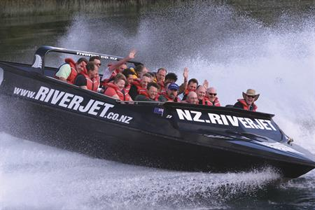 The ULTIMATE Thermal Safari New Zealand River Jet