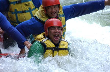 Kaituna Grade 5 River Rats Raft & Kayak