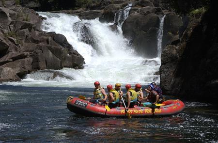 Wairoa Grade 5 River Rats Raft & Kayak