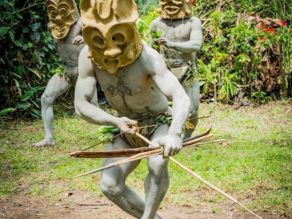 Mt Hagen Cultural Show PNG Trekking Adventures - PNG Culture
