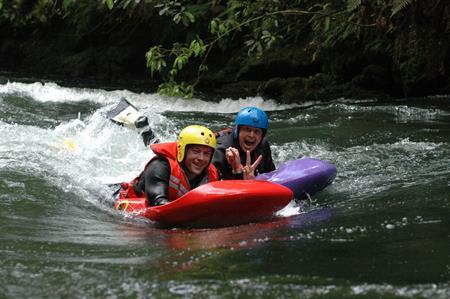 Kaituna Sledging River Rats Raft & Kayak
