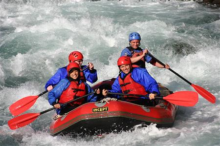 Tongariro River Rats Raft & Kayak