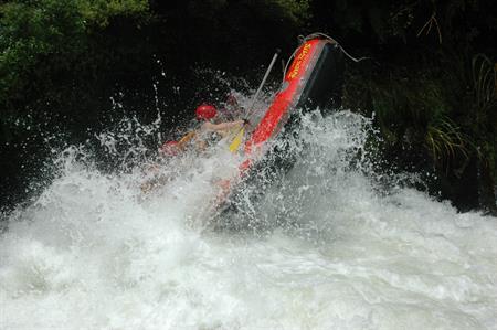 Rangitaiki Grade 3-4 River Rats Raft & Kayak