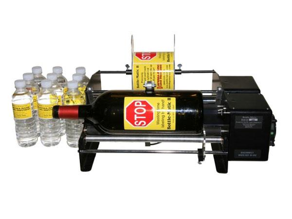 Bottle-matic Label Dispenser