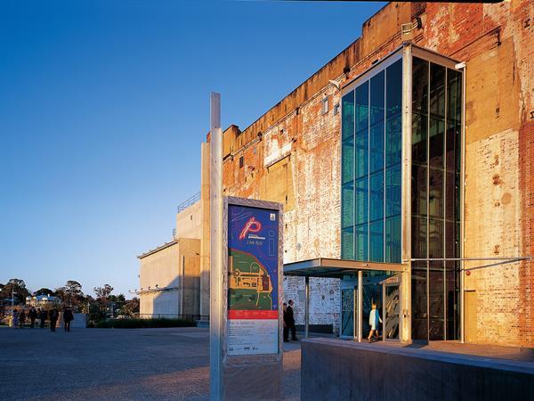 布里斯班发电站 (Brisbane Powerhouse ) 布里斯班瑞雅大酒店