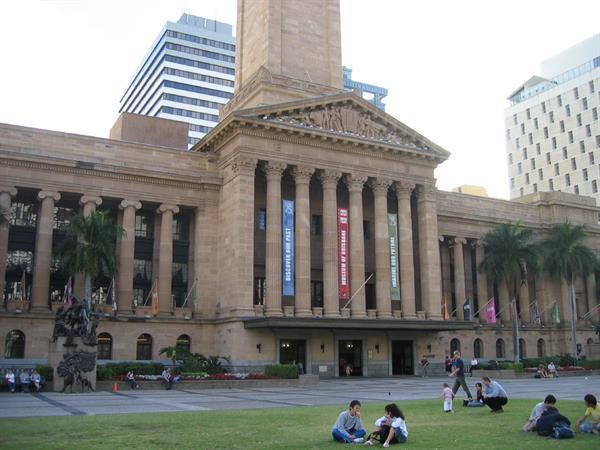 布里斯班博物馆 (Museum of Brisbane ) 布里斯班瑞雅大酒店