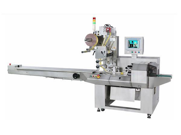 END-V4 Four-Axis Servo Horizontal Flow Wrapper
