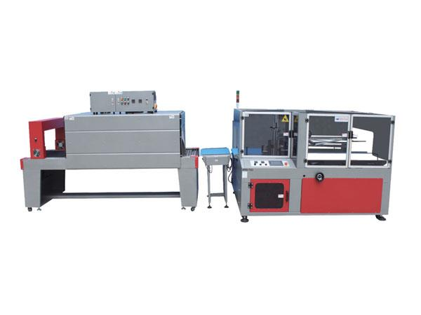 High Speed Automatic Shrink Wrapper