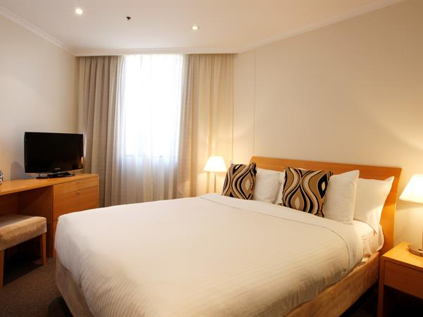 Deluxe One Bedroom Apartment