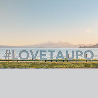 Lake Taupo Where to find us