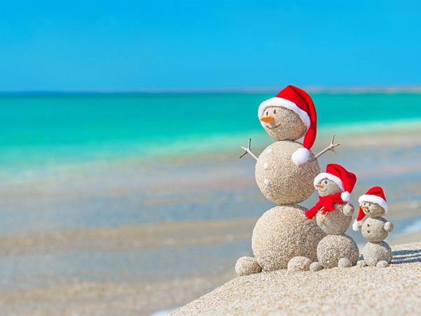 'Lets go to the Beach' Christmas Parties Distinction Palmerston North Hotel & Conference Centre