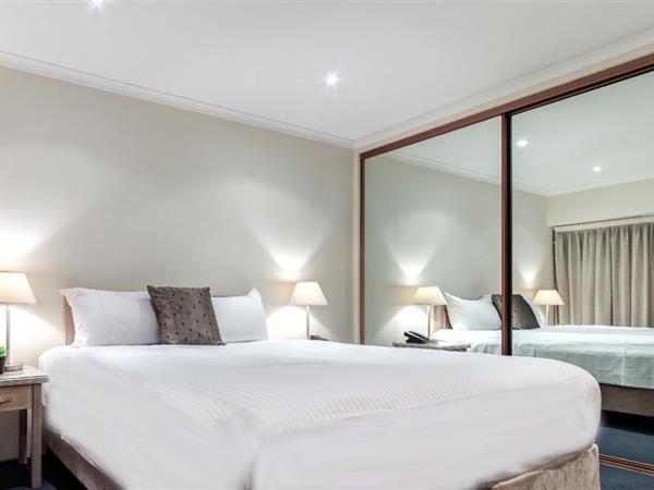Standard TwoBedroom EnsuiteApartment (Double) The York Sydney by Swiss-Belhotel, Sydney CBD