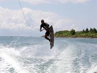 Wake Boarding