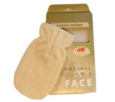 Bamboo Facial Mitt