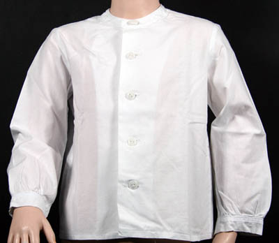 Shirt, Collarless HC2