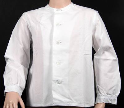 Shirt, Collarless HC2