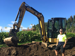Creative Earthworks in the Bay proving to be a Winner