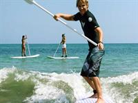 Stand Paddle Rip Curl Surfing