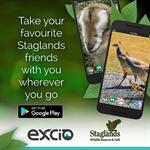 Staglands goes mobile!