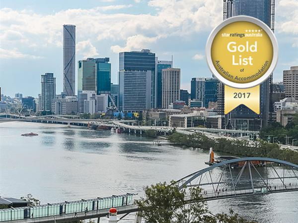 Gold Listing for Swiss-Belhotel Brisbane!